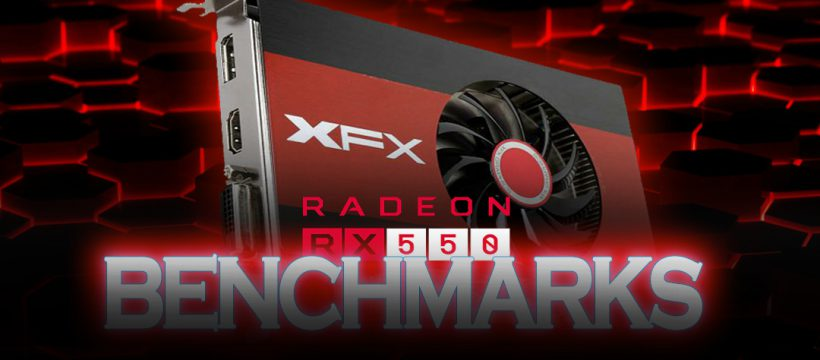 AMD Radeon RX 550 – Tough Competition – Dino PC – PC Gaming